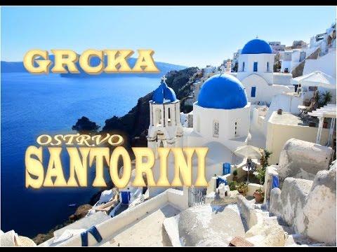 SANTORINI   GRCKA Letovanje   POP.NET Travel video