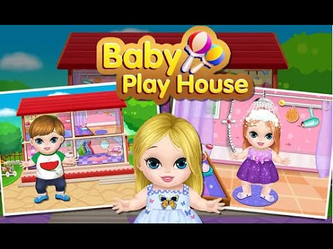 My New Baby Play House Party Kids Mobile Android İos Free