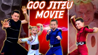 Goo Jit Zu Movie Remastered! Ninja Kidz Tv