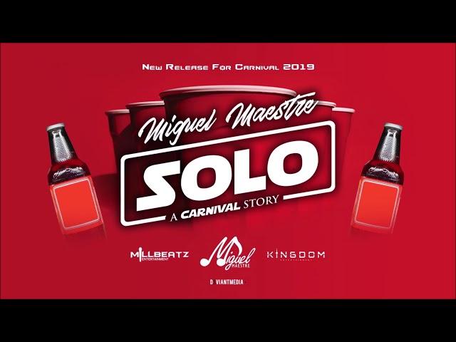 Miguel Maestre - Solo