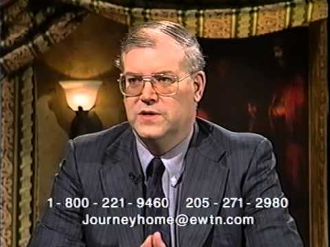 Dr. Brian Clowes: Former Protestant - The Journey Home Program