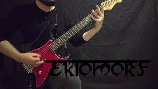 Ektomorf - Ten Plagues (Guitar Cover with Solo)
