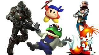 Super Smash Bros Ultimate Music Wish List Intro