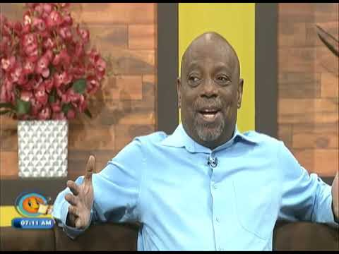 Black Hypocrisy Spice Stunt (TVJ Smile Jamaica) October 26 2