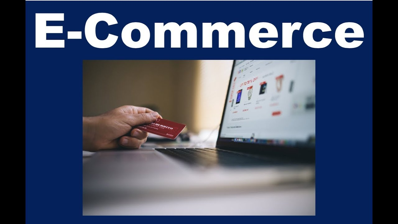 What is E-commerce? Definition and examples - Market