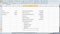 How to Calculate the Net Operating Income (NOI) & Cap Rate for Real Estate Investments