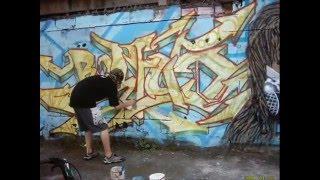 Bafus graffiti guaruja