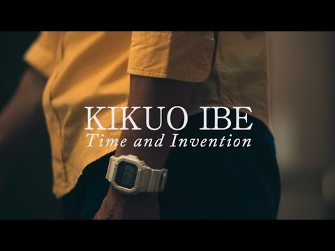Kikuo Ibe – The story behind G-SHOCK