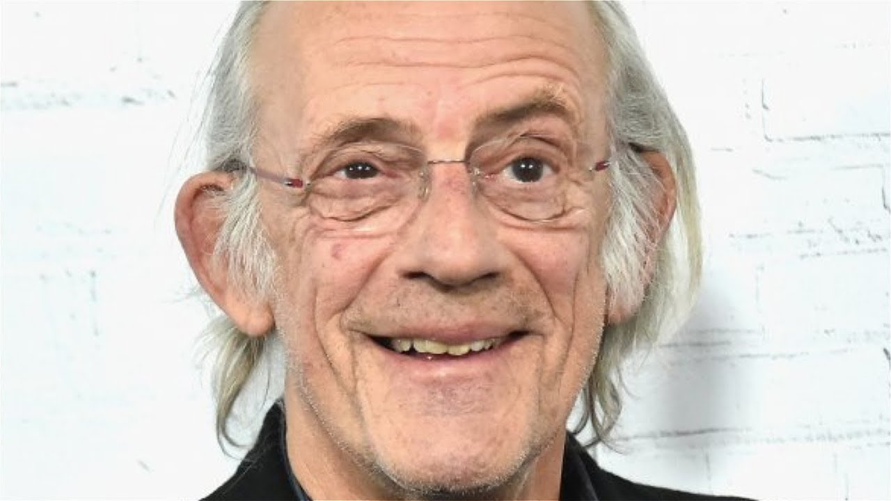 The Real Reason You Don't Hear From Christopher Lloyd ...