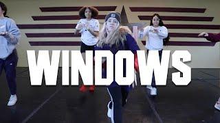 KAMAIYAH - WINDOWS | #theINstituteofDancers | Choreography Calex J