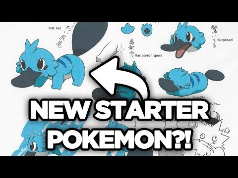 NEW Starter Pokémon for Generation 8 LEAKED?! - Pokémon Nintendo Switch Leak Discussion!