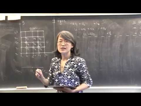 CMPSC/Math 451. April 22, 2015. Laplace Equation in 2D. Finite Difference Method. Wen Shen