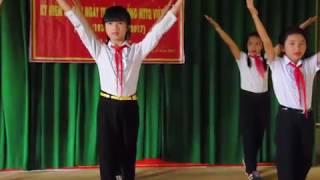 Hành khúc Đội Thiếu Niên Tiền Phong Hồ Chi Minh