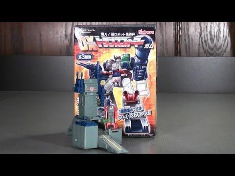 Transformers Fortress Maximus Kabaya Candy Model Kit Box