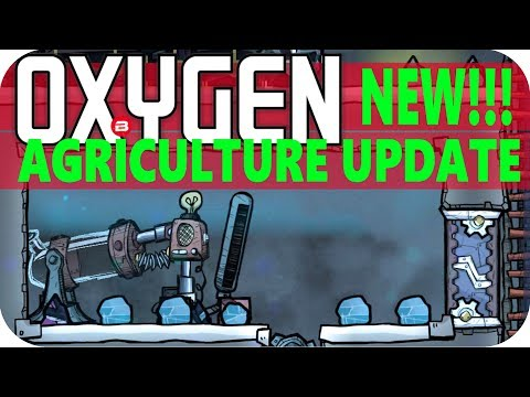 Oxygen Not Included: HYDROGEN POWER Lets Play Oxygen Not Included AGRICULTURE UPDATE Gameplay #9