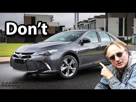 Why Not to Buy a New Toyota
