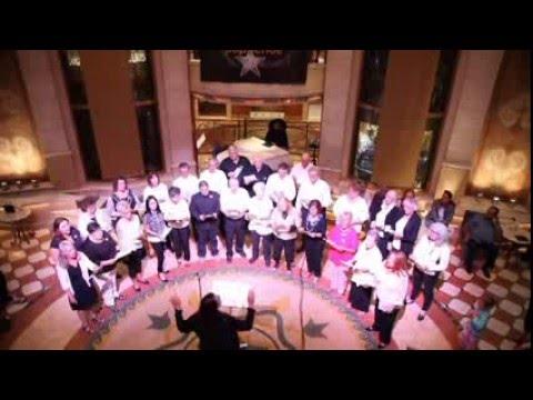 Crown Princess Pop Choir - February 26, 2016