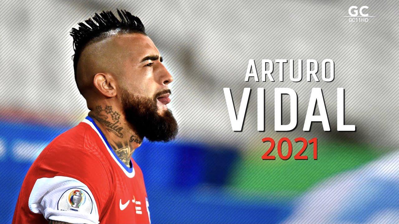 Download Arturo Vidal - Best Tackles, Defensive Skills, Jugadas Defensivas y Goles 2021