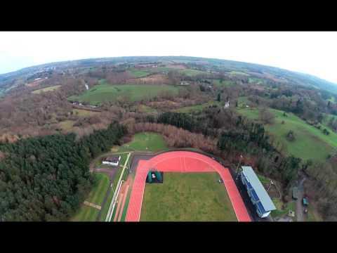 Drone flight Belfast Nothern Ireland - Xiaomi YI Hexacopter Naza V2