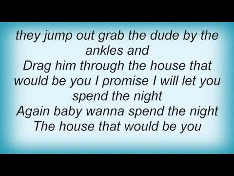 18583 Plies - Spend The Night Lyrics