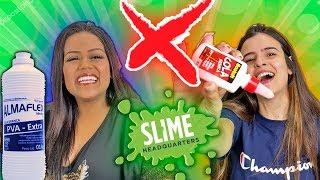SLIME PEQUENA X SLIME GRANDE 2 !!!