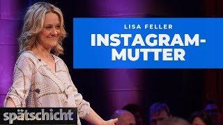 Lisa Feller ist eine Instagram-Mutter | SWR Spätschicht