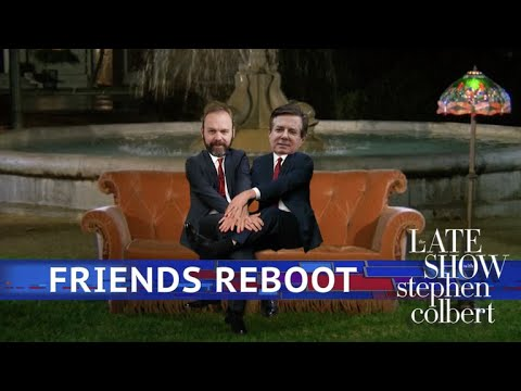 'Friends' Theme Song, Manafort/Gates Edition