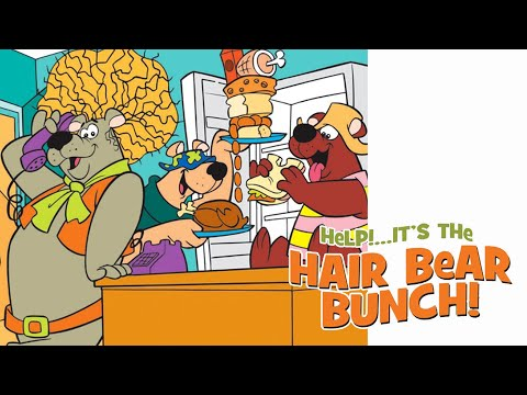 Napo Orso Capo (Help! It's the Hair Bear Bunch!) - Sigla Iniziale e Finale (1971)