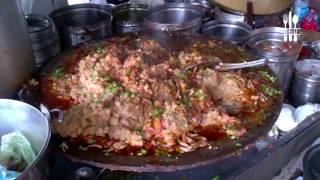 Chhole Kulche Delhi Style Street Food | Street Food Unlimited