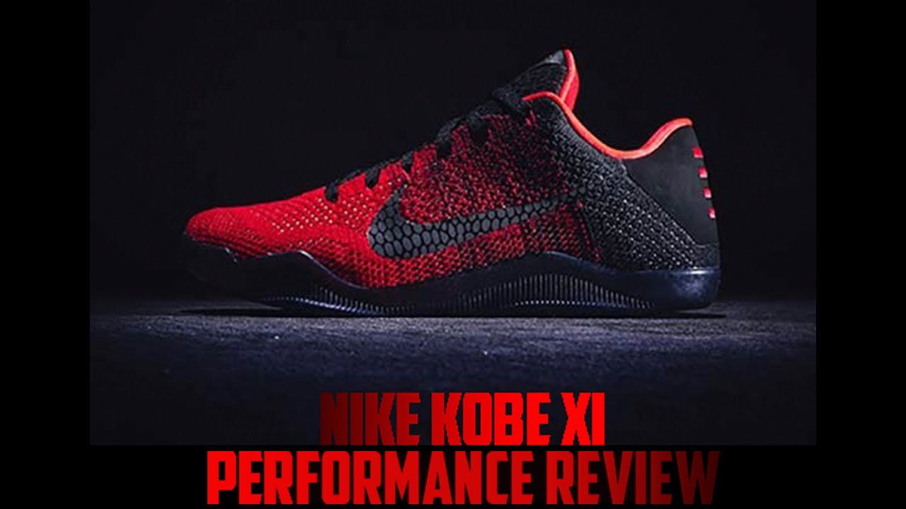 size 40 f775c 32675 Nike Kobe XI (11) Performance Review. WearTesters