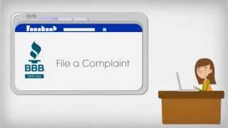 File a Complaint with BBB