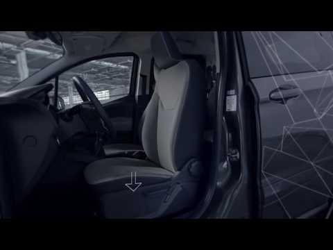 Ford Tourneo Courier Koltuk Ayarları