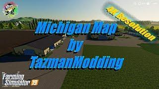 "[""Michigan Map V2"", ""4k resolution"", ""4k resolution video"", ""4k video"", ""farm sim"", ""farming"", ""farming simulator"", ""farming simulator 19"", ""farming simulator 19 timelapse"", ""farming simulator 2019"", ""farming simulator mods"", ""farming simulator timelapse"""