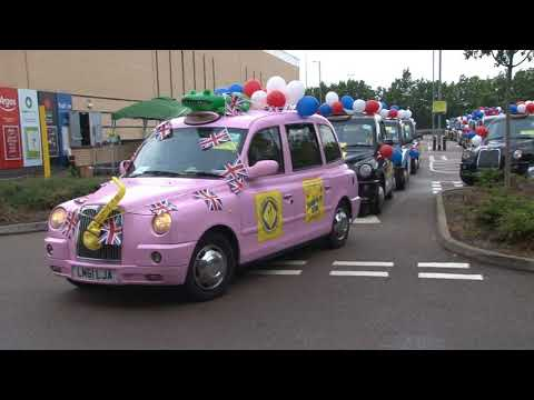 London Taxi Drivers Fund For Underprivileged Children