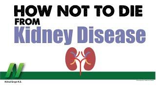 Jak nezemřít na onemocnění ledvin