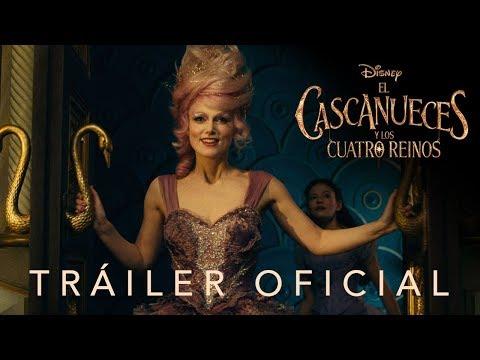 El Cascanueces y Los Cuatro Reinos   Teaser Tráiler oficial en español   HD