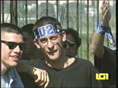U2 - Pop Mart Tour - speciale TG1 Live Roma 18/09/1997