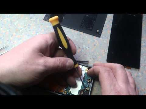 Sony Xperia Z1 LCD Screen Replacement