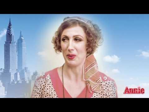 Trailer: Annie The Musical returns