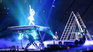 """Katy Perry """"Wide Awake"""" Live Tampa Bay Times Forum June 30 2014"""