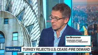 Trump's Foreign Policy is Music to Putin's Ears: Eurasia Group's Bremmer