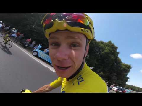 Tour de France 2016: Stage 21 on-board highlights