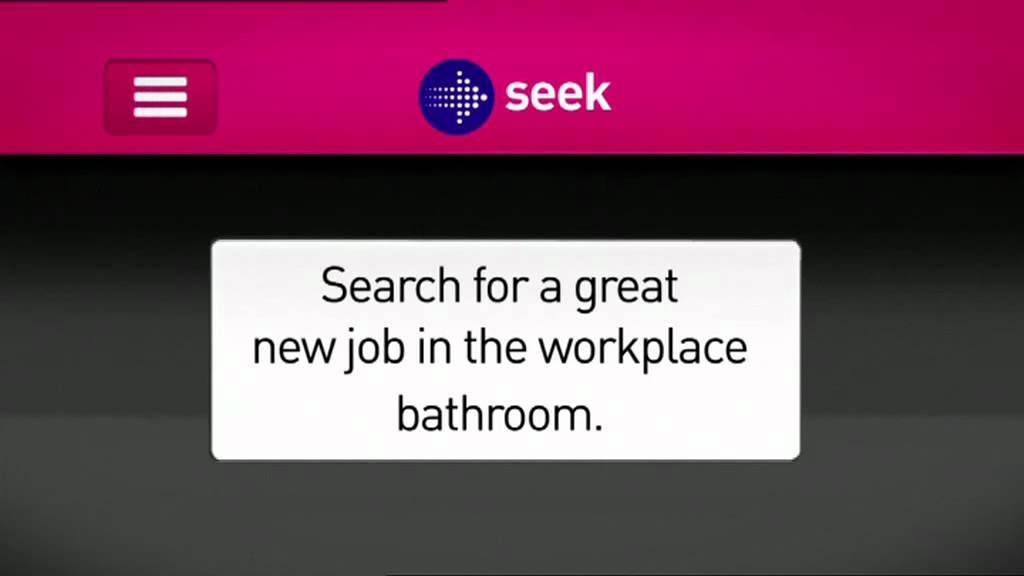 SEEK App for iPhone - SEEK com au