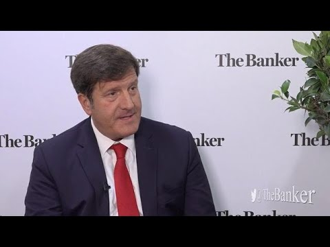 Gianfranco Bisagni, co-head of corporate and investment banking, UniCredit – View from Sibos 2018