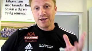 BOIS TV: Kennet Andersson i Grunden Bois Magazinet!