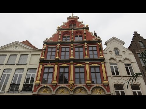 A Tourist's Guide to Bruges, Belgium