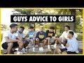 GUYS ADVICE TO GIRLS | AUTTGOOD