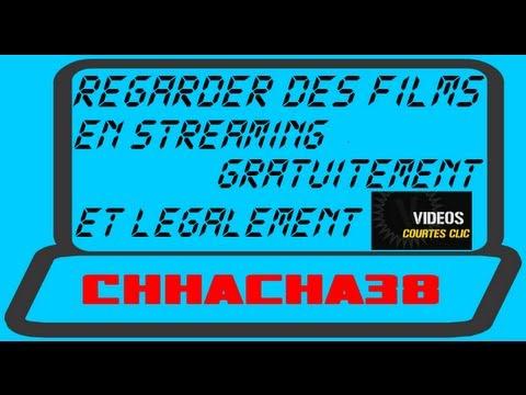 Regarder des films en streaming gratuitement et légalement