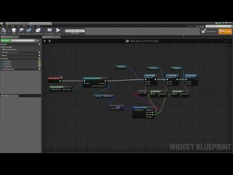 UE4 - Planet Explorer Game Part 2 - Inventory & Resource Gathering Cont.