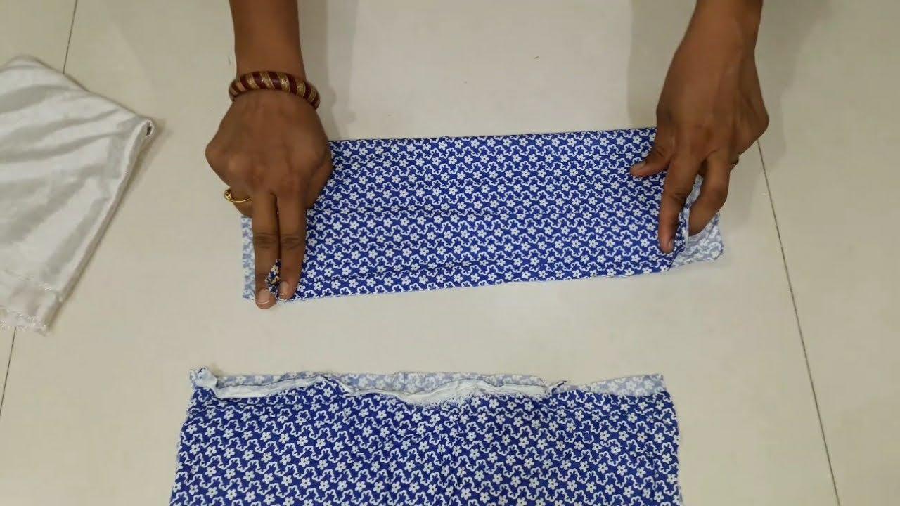बचे हुए कपडो के टूकडो को फेंके नही // By Hand made Ideas